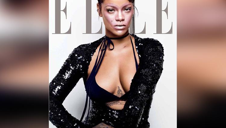 Rihanna latest photoshoot