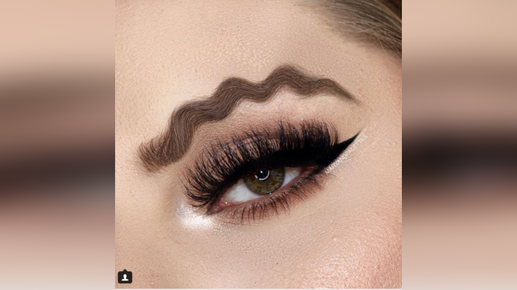 Squiggle Lips Are Going Viral on Instagram