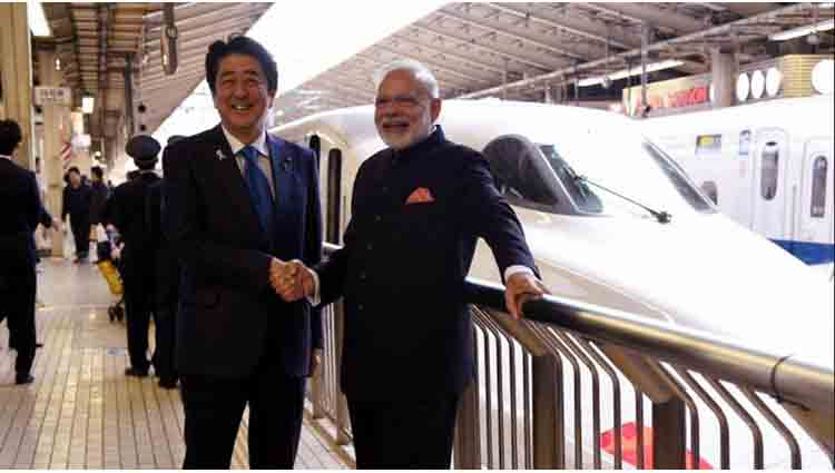 Indias First Bullet Train Project 5 Things To Know