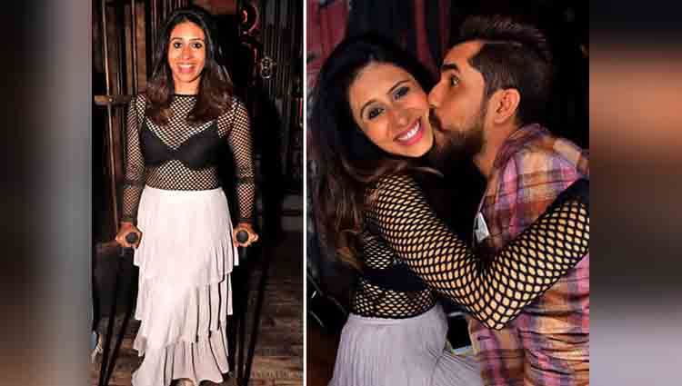 Suyyash Rai Beparwaahiyaan Song Launch Event Kishwer Merchant