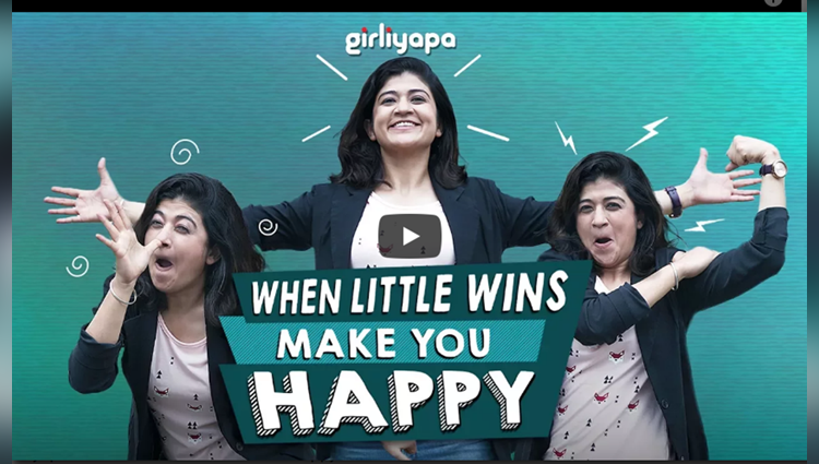 Girliyapas When Little Wins Make You Happy
