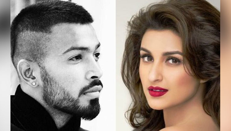 Hardik Pandya and parineeti chopra love affair