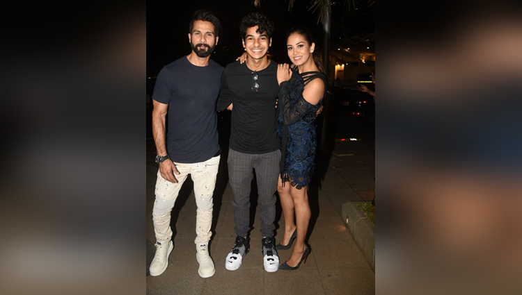 Mira Rajput Celebrates Her 23rd Birthday Party With Shahid and Ishan