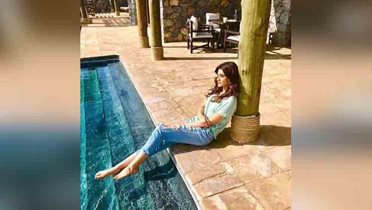 Kriti Sanon Oman vacation pics will give you travel goals