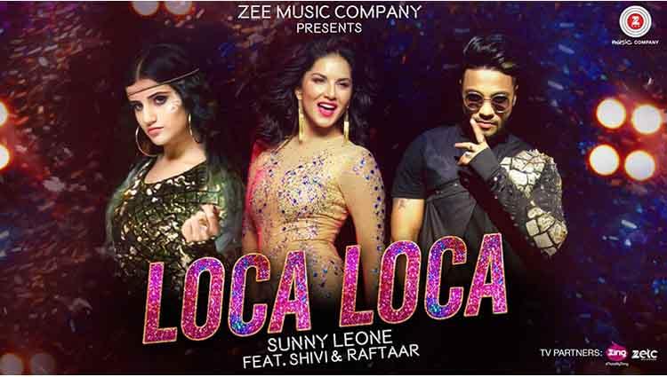 loca loca sunny leone new song