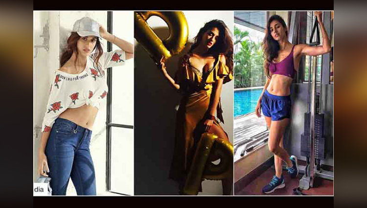latest Instagram pictures of Disha Patani