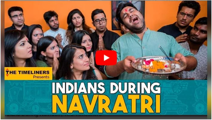 See The Different Types Of Indian During Navaratri