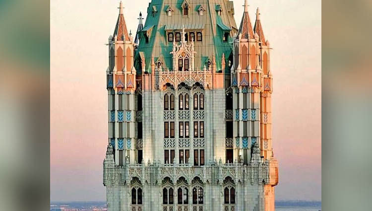 110 Million Woolworth Building Penthouse