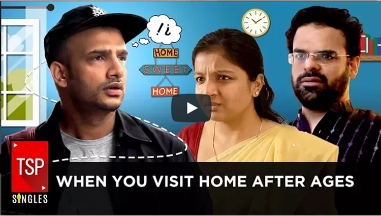 TSP Singles When You Visit Home After Ages
