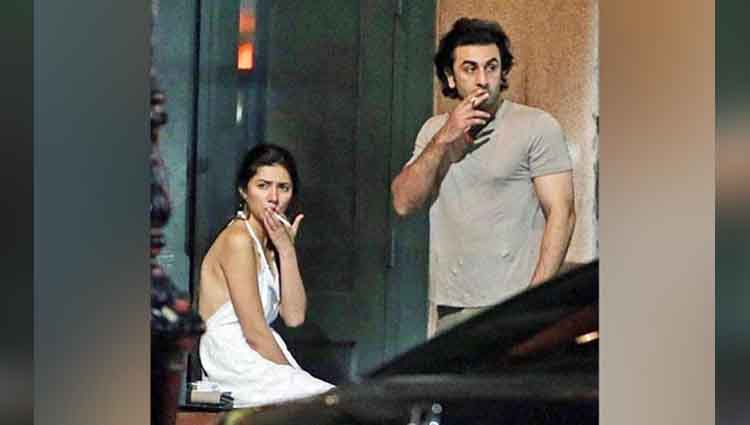 When Bollywood Stands For Mahira Khan's Smoking Picture