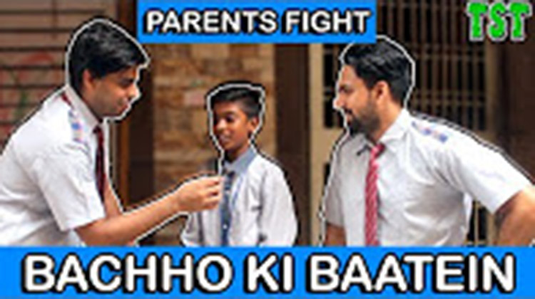 Bachho Ki Baatein Parents ki Fight EPISODE 9