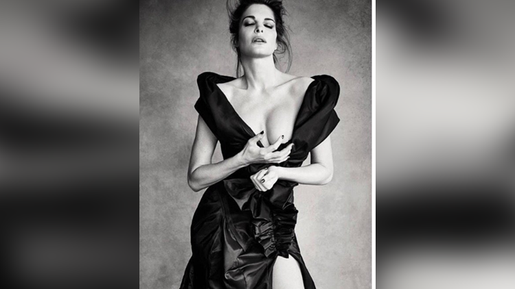 Stephanie Seymour happy birthday