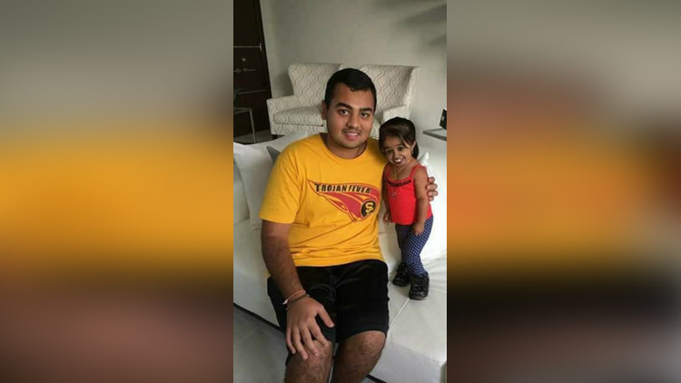 Worlds Smallest Woman Jyoti Amge Finally Gets Married