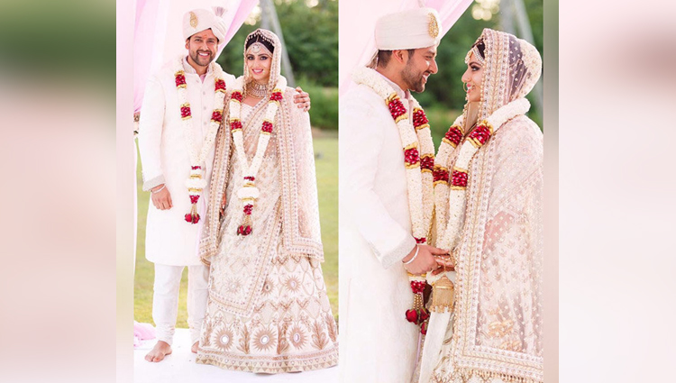 Aftab Shivdasani and Nin Dusanj Had Wedding Ceremony After 3 Years Of Registered Marriage