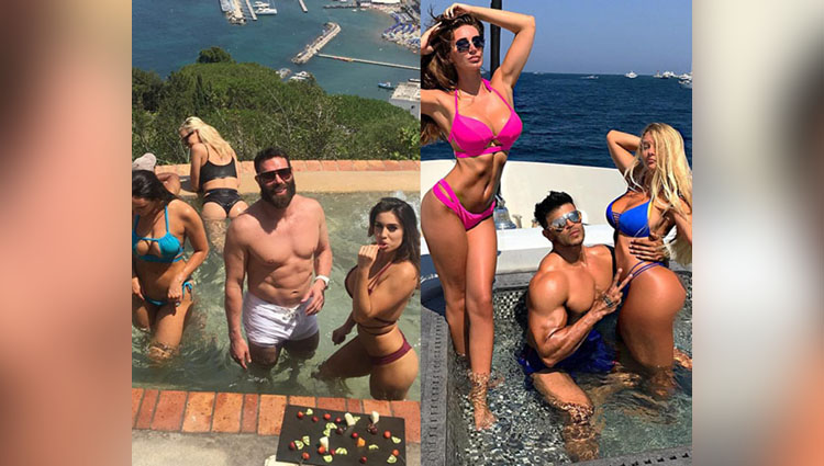 Sahil Khan is not Dan Bilzerian
