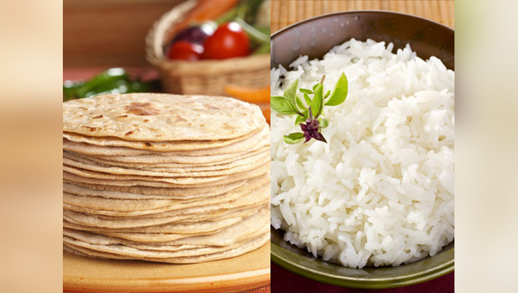 Chapati Or Rice: Confused?