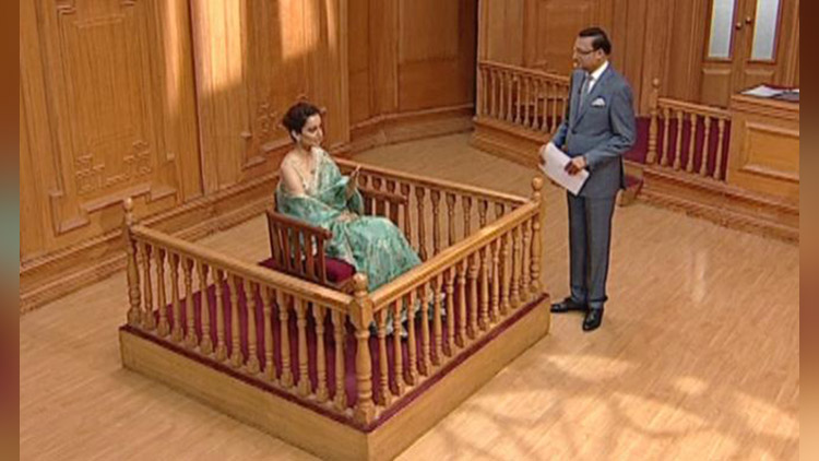 Kangana Ranaut Shocking Revelations in Aap Ki Adalat