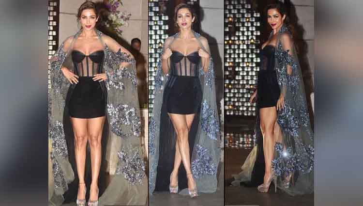 Malaika Arora Sizzles In A Manish Malhotra number At Ambani's Bash
