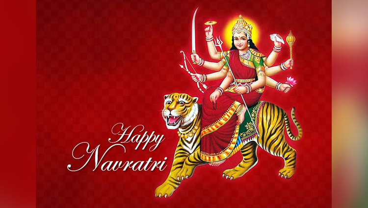 Be Colorful On This Navratri
