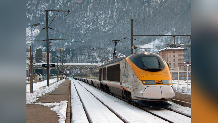 Fast Trains that can beat the time