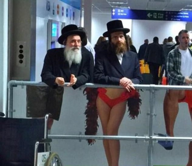 funny airport photos
