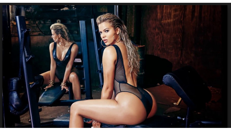 khloe kardashian hot photoshoot