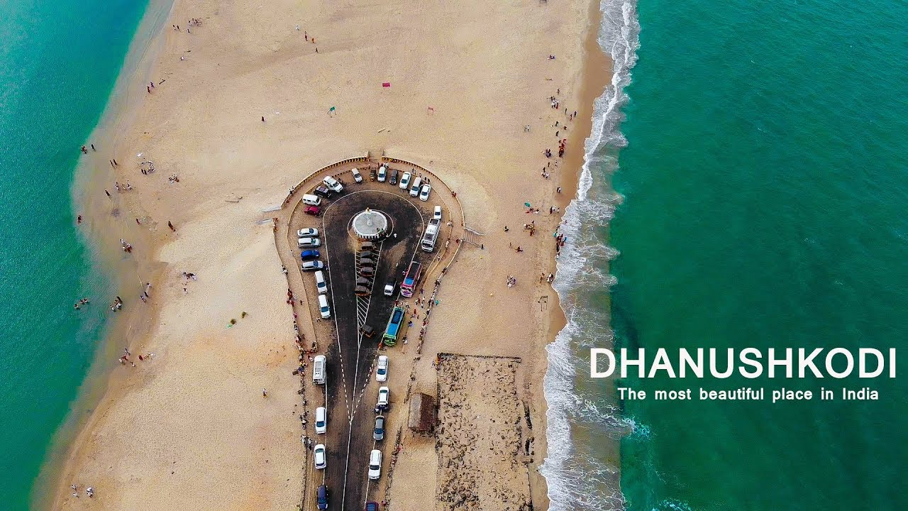 Dhanushkodi Mysterious Place Of India