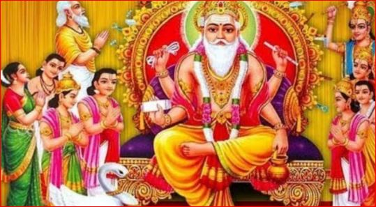why vishwakarma puja is being celebrated on 17 september