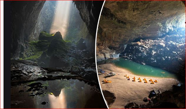 Worlds Biggest Cave Interesting Facts About Hang Son doong cave vietnam cave