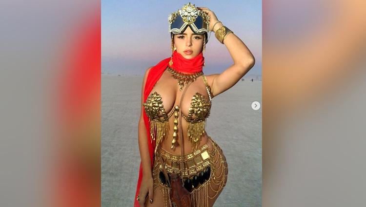 Demi Rose share her bold photos hot actress bold and sexy photos