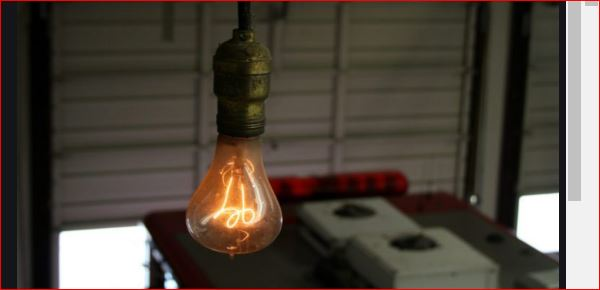 Centennial Light Bulb Has Been Burning Since 1901