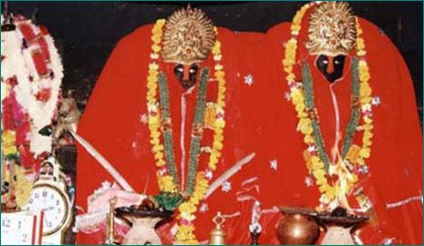 Jaipur KALI MATA TEMPLE Offer Liquor