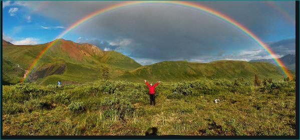 history of the rainbow