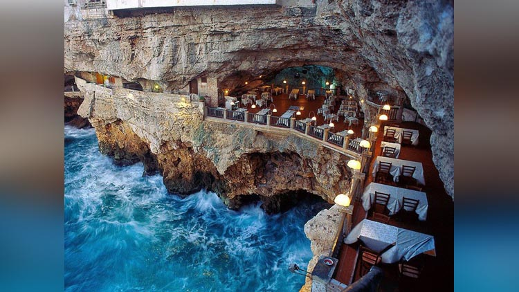 grotta palazzese hotel and restaurant in italy