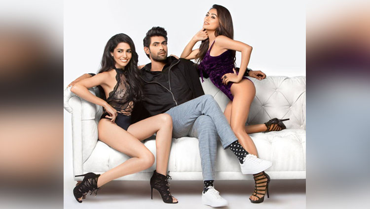 rana daggubati photoshoot for maxim magazine