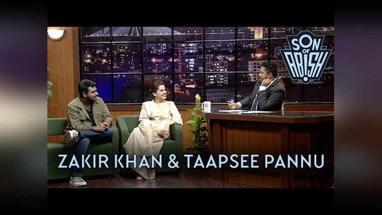 Son Of Abish feat Zakir Khan and Taapsee Pannu