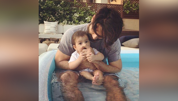 shahid kapoor dancing with his daughter misha