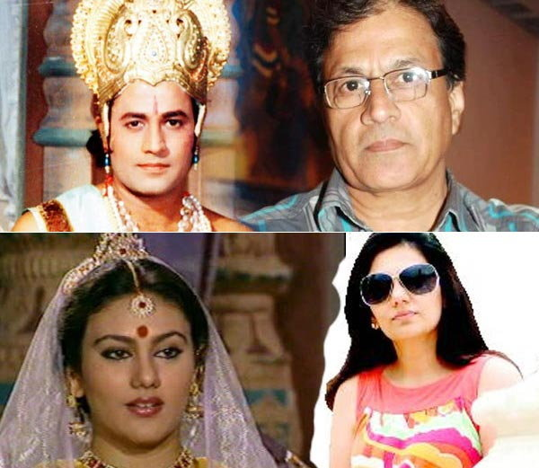Real Life Ram and Sita in the Ramayana and other people look like