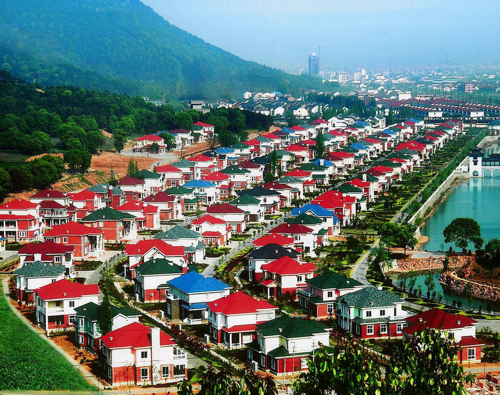 richest village