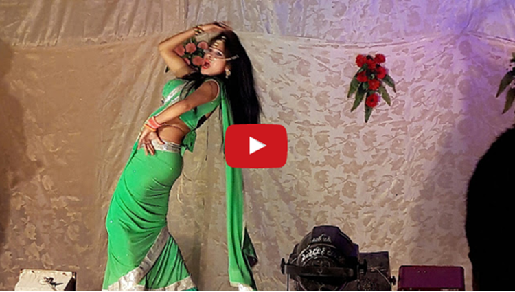 hot dance of bhabhi ji viral on social media