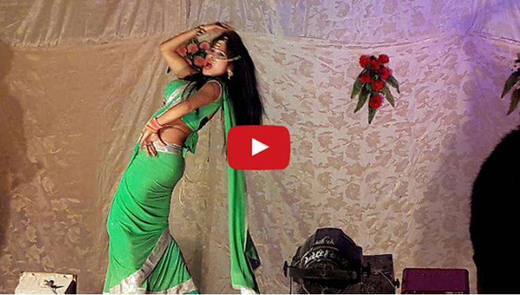 hot dance of bhabhi ji viral on social media