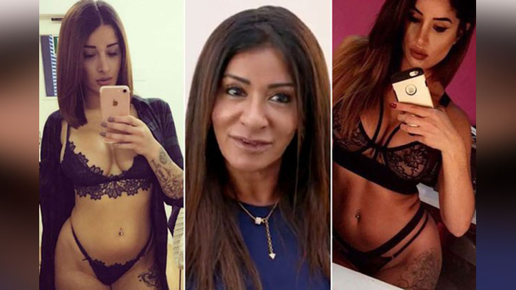 Identical twins glamour models thanks proud mum