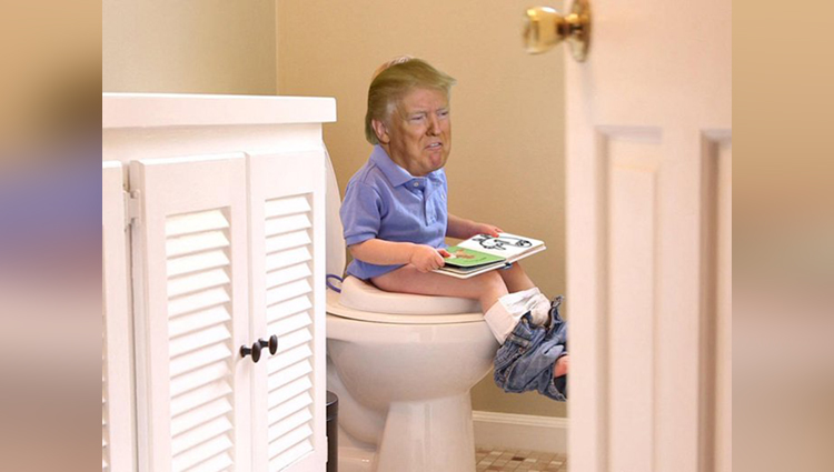 funny photos of donald trump