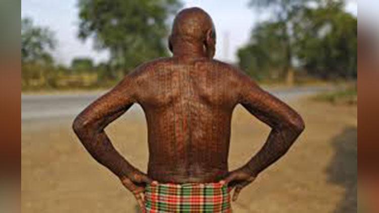 Ramnami Samaj Hindus The Tattooed People Of God