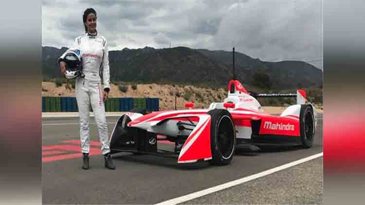 gul panag became first indian women to drive formula one
