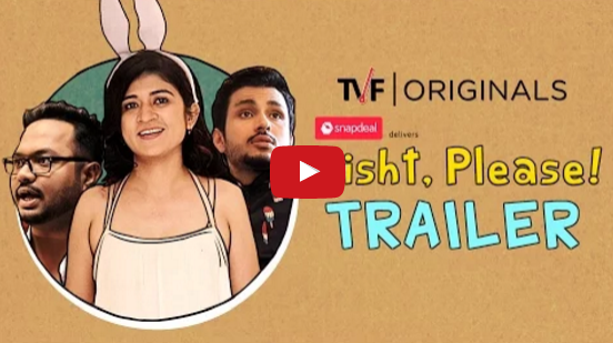 TVFs Bisht Please Official Trailer
