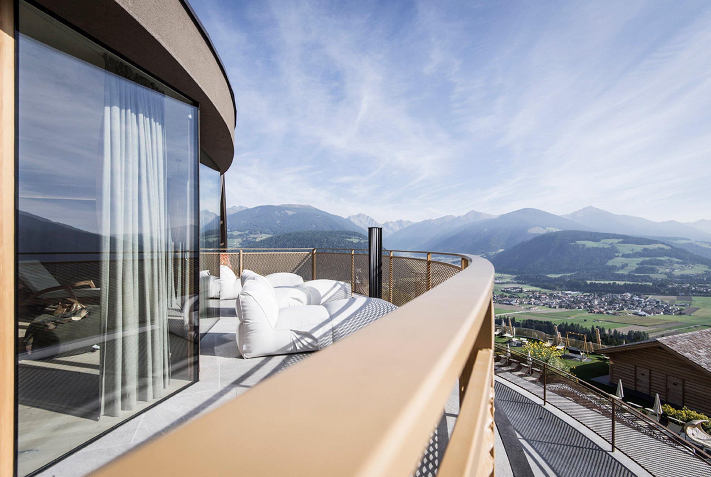 Alpin Panorama Hotel of italy
