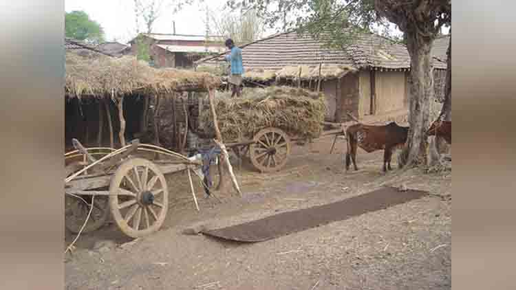 subga village there are homes without destination