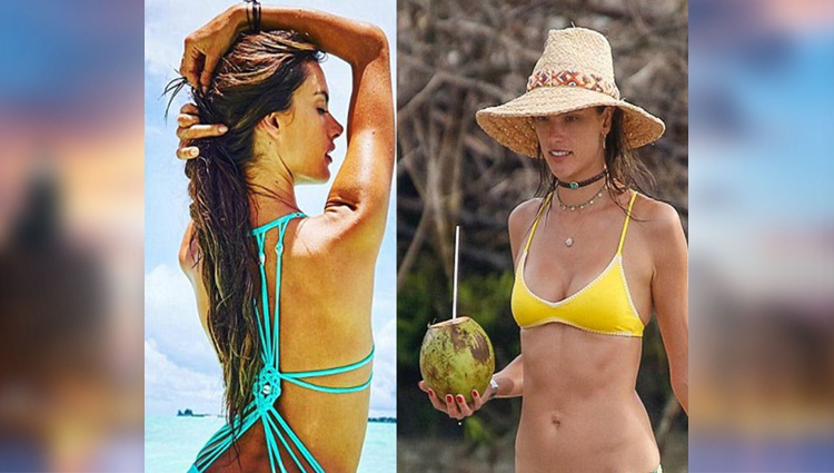viral pictures of alessandra ambrosio