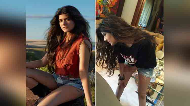 Ananya Birla Photoshoot For Exhibit Magazine looks beautiful